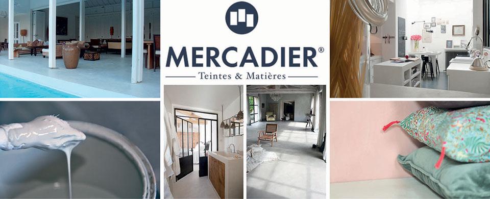 Mercadier Aix - Béton Ciré - Revendeur Farrow and Ball